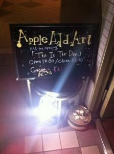 Apple Add Art
